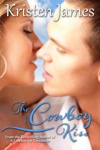 The Cowboy Kiss by Kristen James