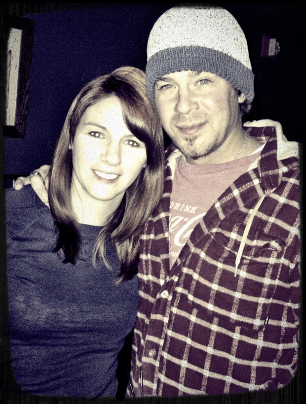 Christian Kane and Kristen James