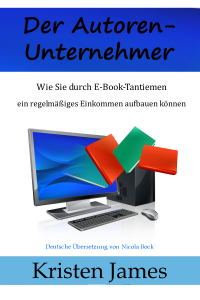 AuthorP German cover