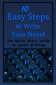 10 easy steps novel