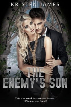 The Enemys Son - eBook Cover - Kristen James - 3