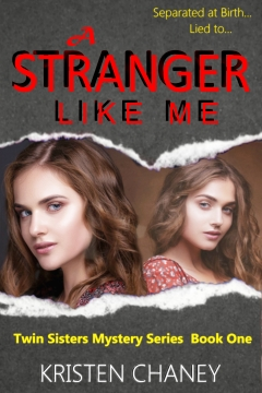 A Stranger Like Me Cover